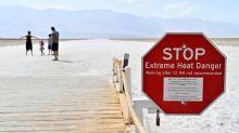 Vale da Morte: por que o 'lugar mais quente da Terra' não necessariamente é o mais perigoso