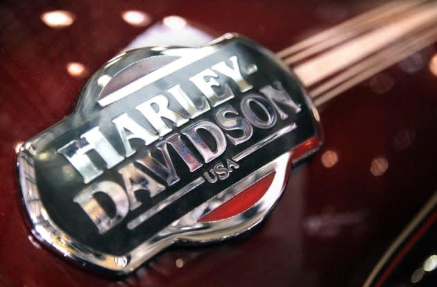 Harley-Davidson teases its first electric motorcycle