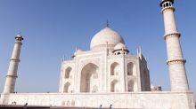 印度泰姬陵太污糟 下令清潔回復雪白