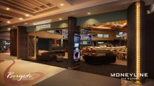 Borgata Hotel Casino & Spa Announces Debut Of Moneyline Bar & Book With Adjacent Level One Cocktail Bar & Lounge