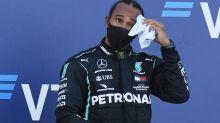 F1 - GP de Russie - Lewis Hamilton, 3e du GP de Russie: «Je limite la casse au Championnat»