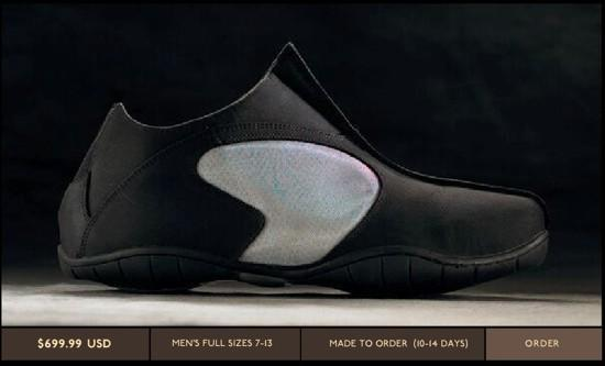 """Verb For Shoe """"smart shoe"""" finally goes on sale for $700"""