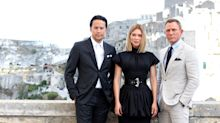 'No Time To Die': Daniel Craig, Léa Seydoux and Cary Fukunaga assemble to announce Italy shoot