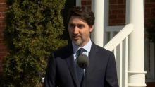 Justin Trudeau remarks on Canada's plan to fight coronavirus