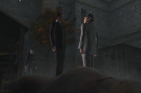 Sherlock Holmes vs Jack the Ripper vs 360 in NA this March