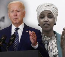 Congressional Democrats blast 'unconscionable' Biden decision capping refugee admittance
