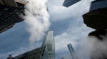 Goldman Sachs reporta menores ganancias trimestrales
