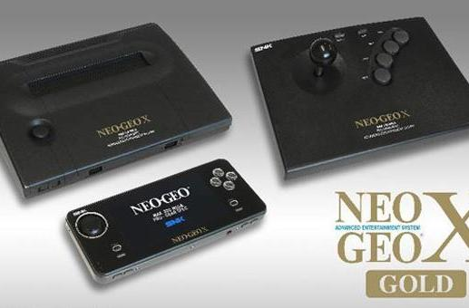 Neo Geo X still in production, Tommo plans to add 'more games, peripherals and software updates'