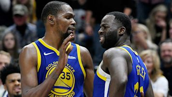 Was Draymond right to call out Durant?