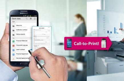 Samsung announces security-minded Cloud Print apps for Android and iOS