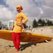 The ban on Burkinis in France has been suspended — well, sort of