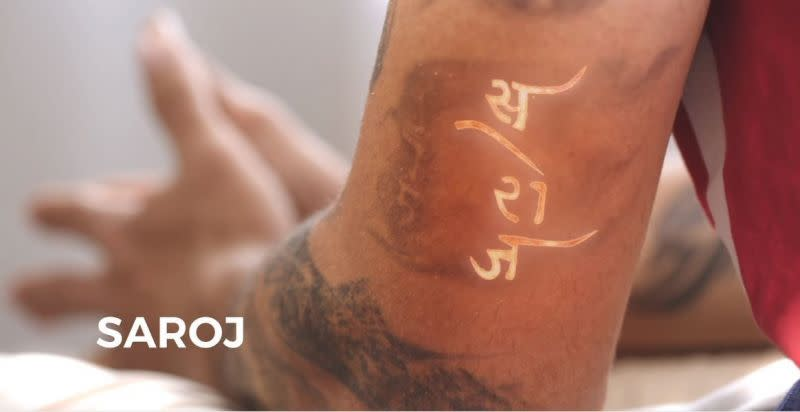 All 9 Virat Kohli Tattoos And Their Meanings Explained Yahoo Cricket
