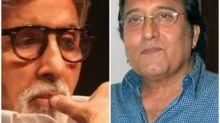 Amitabh Bachchan pens down an emotional post after Vinod Khanna's demise