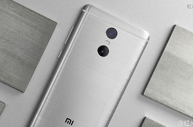 Xiaomi's Redmi Pro does OLED and dual camera on a budget