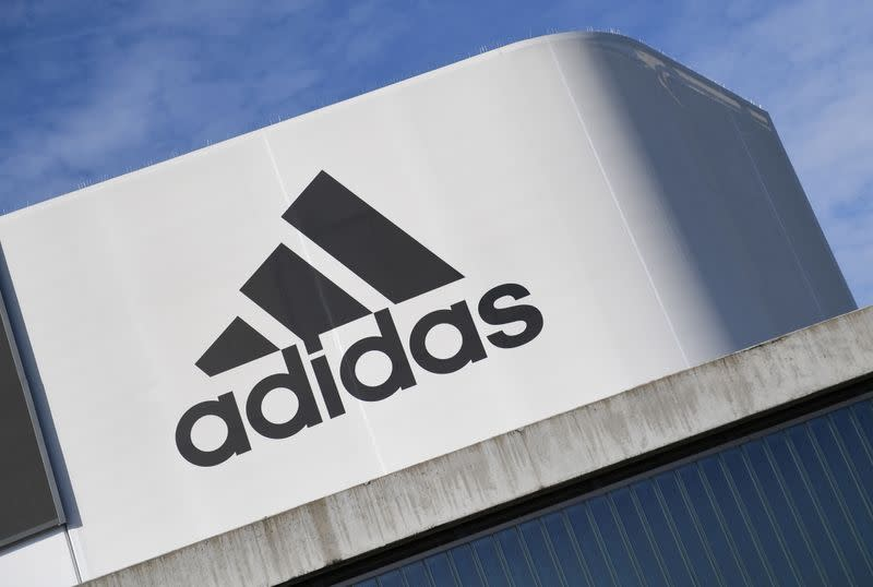 Adidas' China business activity falls 85% due to coronavirus