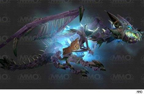 Patch 3.3 PTR: Armored Frost Wyrm mounts are rewards from Icecrown