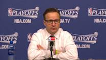 Press Pass: Scott Brooks