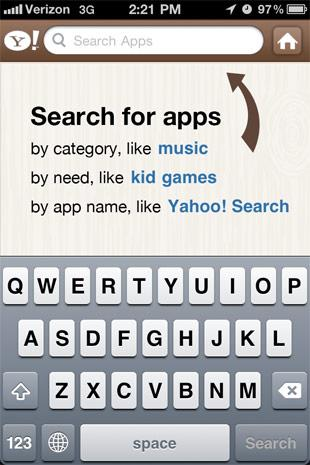 Yahoo App Search, AppSpot make sense of App Store and Android Market