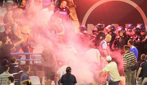 International: Dinamo-Zagreb-Ultras verweigern Anreise zum Spiel am Karfreitag