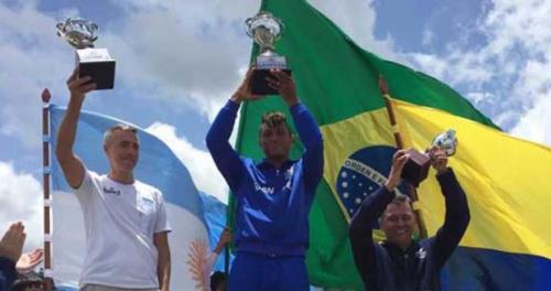Isaquias Queiroz encerra Sul-Americano com cinco medalhas