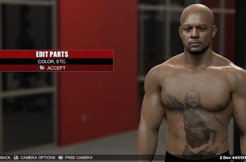 Upload your face to this WWE 2K15 trailer