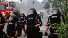 Minneapolis violence shows police learned few lessons from Ferguson riots, experts say