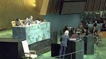UN expected to vote on Palestinian status