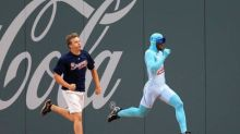 'The Freeze' shocked the baseball world by losing a race