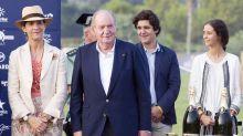 Froilán y Victoria Federica: en qué usaron las tarjetas 'black' de Juan Carlos I