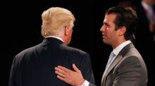 Donald Trump Jr: US investigators 'examining President's son's meeting with Kremlin-linked lawyer'