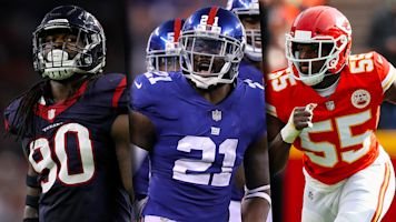 Players likely to be 'It' in NFL's game of tag