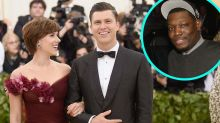 Scarlett Johansson and Colin Jost Get Pranked By 'SNL' Co-Star During 'Very Intimate' Birthday Dinner