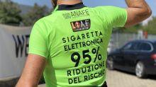 """Al via """"Ride4Vape"""", il bike tour lanciato da anafe per raccontare la verita' sulle e-cig"""
