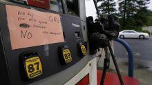 Conservatives seize on gas crunch to blame Biden, stir base