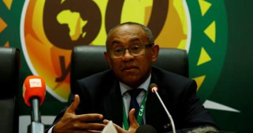 Foot - CAF - Avec Ahmad Ahmad, «les Africains ont voté pour le changement» selon Gianni Infantino