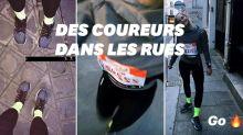 L'annulation du semi-marathon de Paris ne les a pas empêchés de courir leur 21km