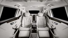 Refreshed Mercedes-Maybach Pullman limo gains new grille and interior upgrades