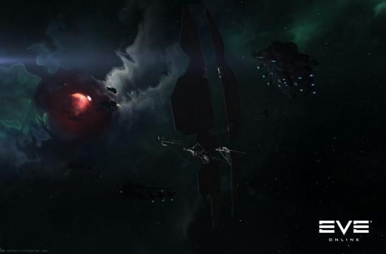 EVE Online giving players free holiday gift: the Zephyr