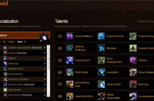 Shifting Perspectives: The matter of Mists talents and abilities
