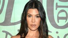 Kourtney Kardashian Leaves Little to the Imagination in Racy Bikini Photo