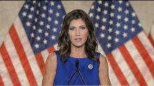 Noem blames Capitol insurrection on lack of civics education