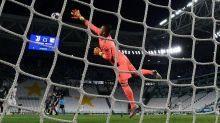 Lyon hold off 'extraterrestial' Ronaldo and Juve to reach Champions League last-eight
