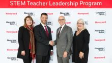 Honeywell And Georgia Tech To Launch Innovative Software Education Program For Metro Atlanta's Middle And High School Teachers