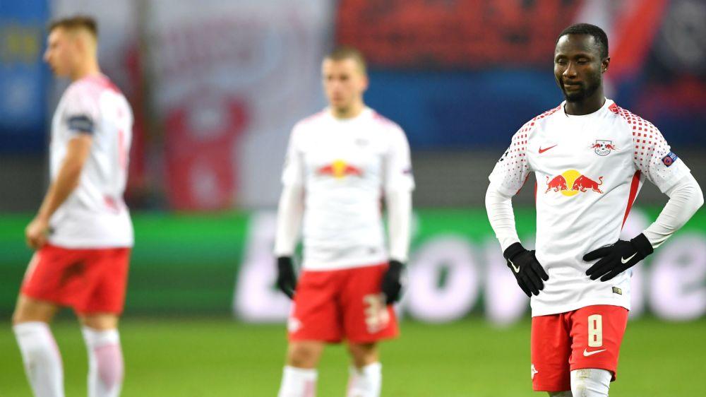 RB Leipzig 1 Besiktas 2: Hosts drop into Europa League after late Talisca winner