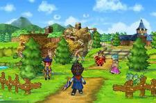 Dragon's Quest IX gameplay snippets