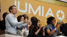 Jumia Tech, Africa's first unicorn startup, began trading