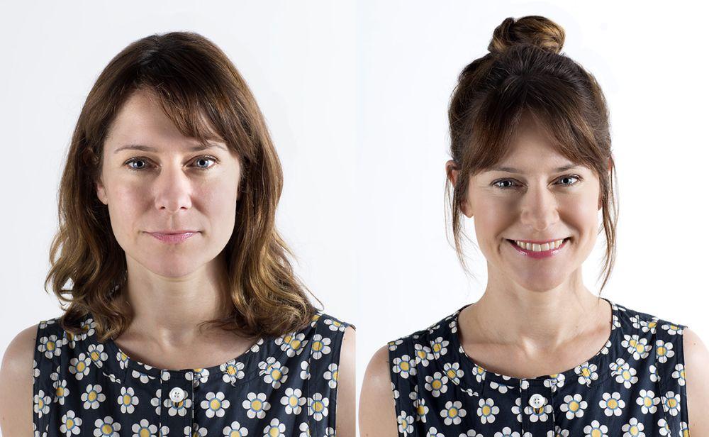 easy hair transformation