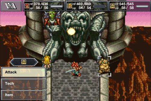 Chrono Trigger hits the App Store, lets Square Enix fans turn back time