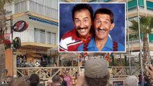 Chuckle Brothers to join Benidorm! Stars film scenes in Spanish resort