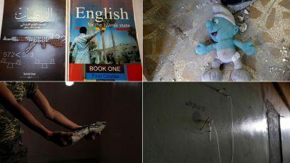 FOTOS   Las cosas que ha dejado atrás el ISIS